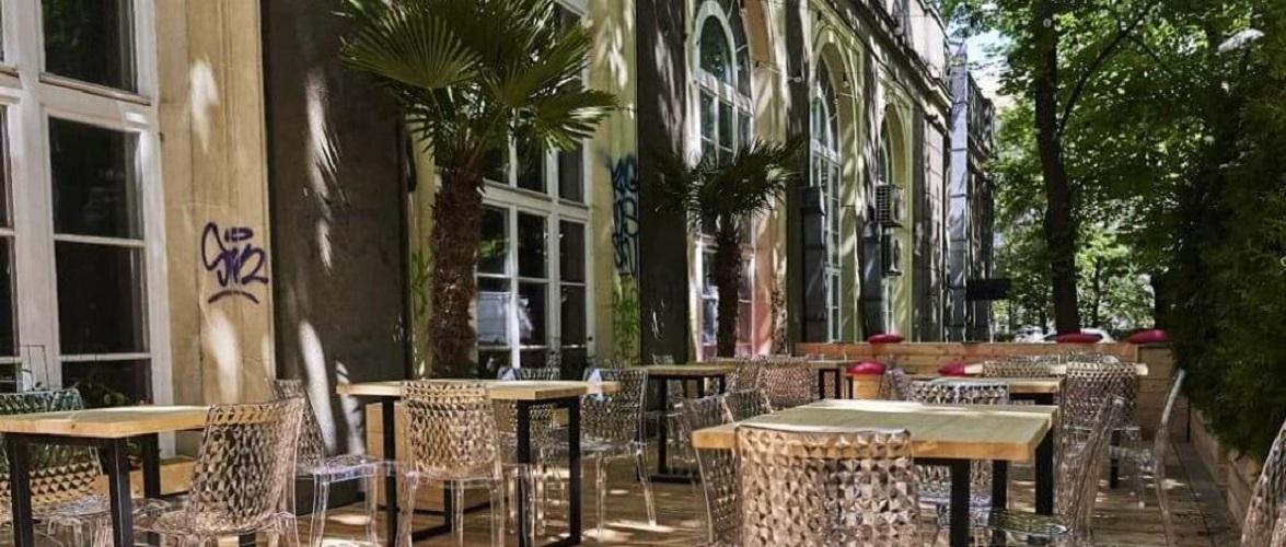 У Польщі відкриті літні майданчики ресторанів
