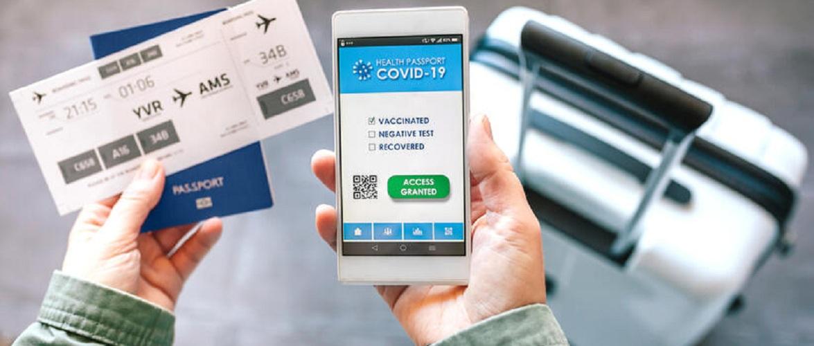 ЄС тестує систему паспортів вакцинації