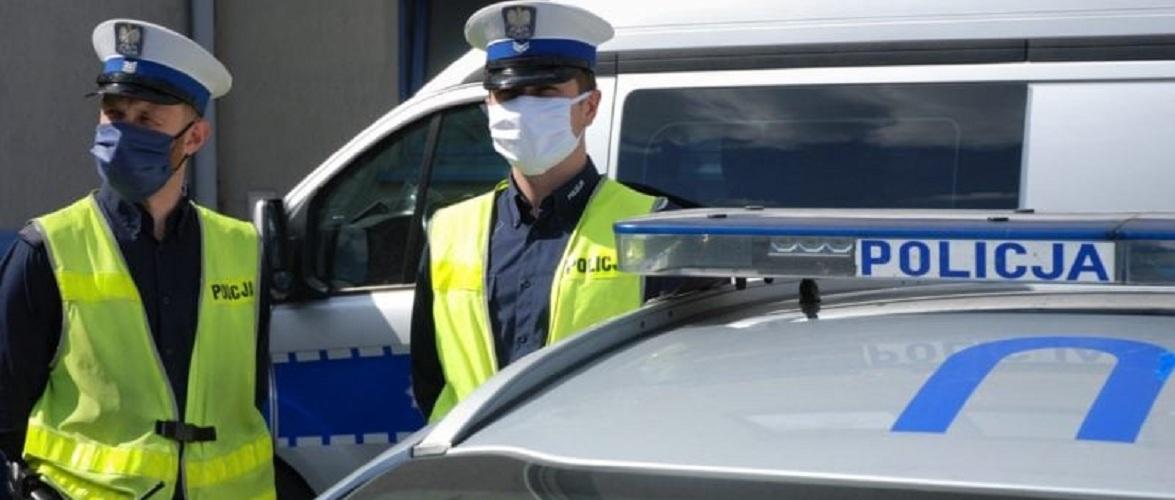 Поліція затримала у Польщі рекордну кількість нетверезих за кермом