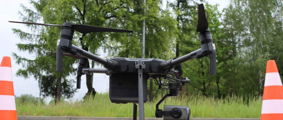 У Польщі дорожні правопорушення фіксуватиме дрон [+ФОТО]