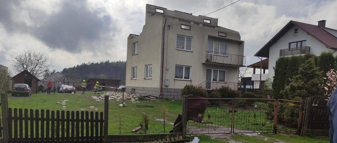 У Польщі пройшло торнадо [+ФОТО]