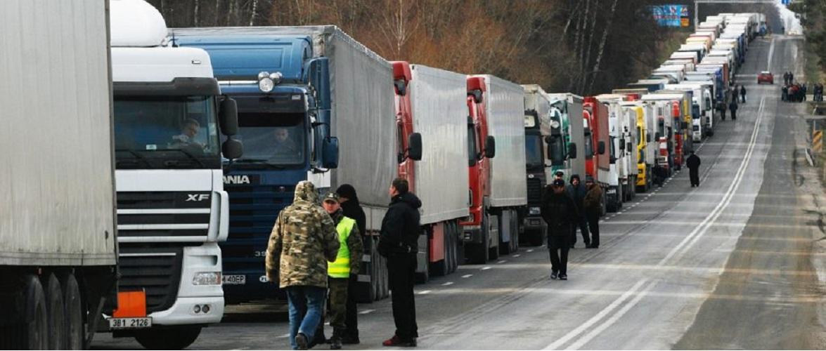 Час очікування на польсько-українському кордоні