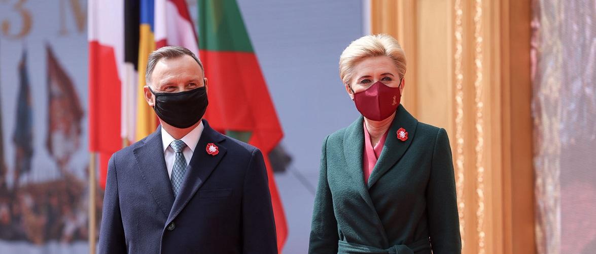 Анджей Дуда назвав Росію «ворогом свободи»