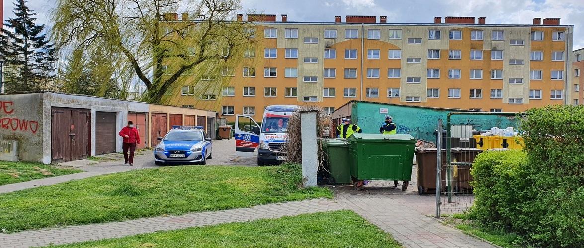 Жінка в Польщі хотіла викинути сміття, а знайшла труп чоловіка