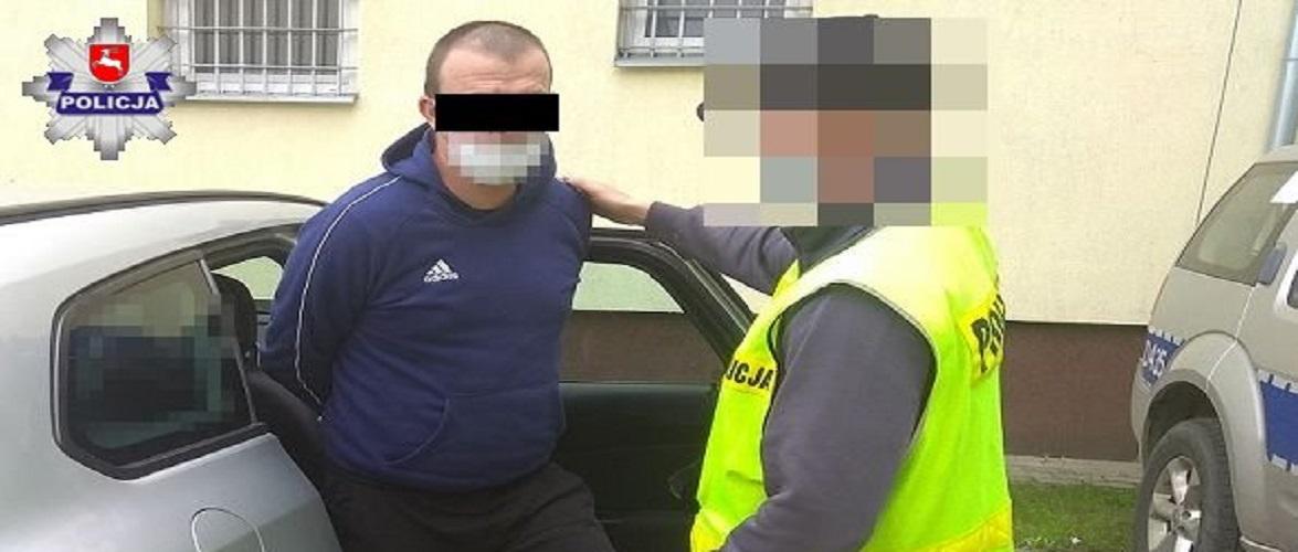В Польщі затримали українця, який пограбував магазин і погрожував охоронцю ножем