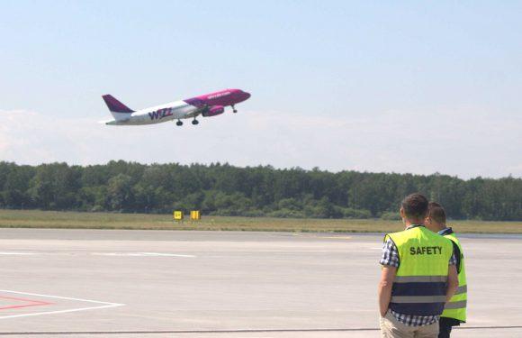 Wizz Air запускає нові рейси з Варшави і Познані до Львова