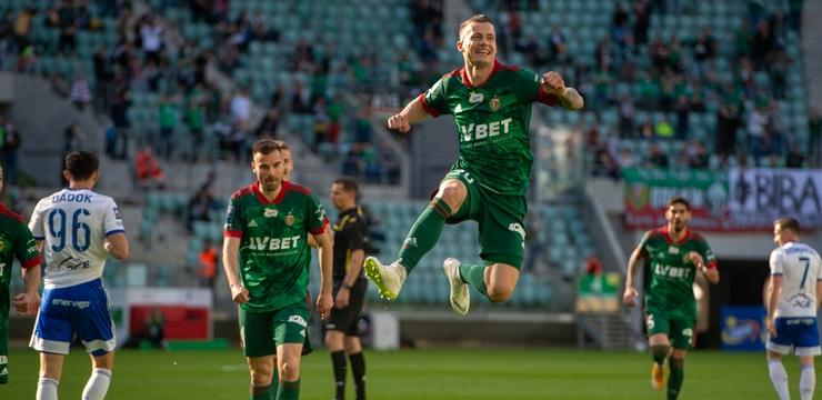 «Шлёнск» сыграет в еврокубках впервые за пять лет!