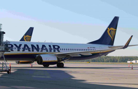 Польський літак Ryanair через замінування здійснив екстрену посадку в Берліні