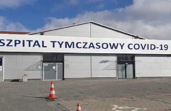 1 червня у Вроцлаві закривається тимчасовий шпиталь для коронавірусних хворих