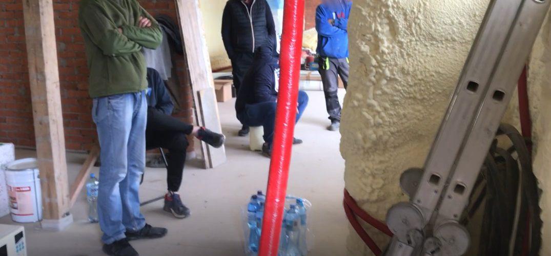 У Вроцлаві депортували 12 українців, які нелегально працювали на будівництві