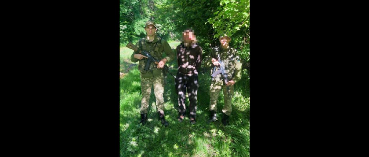 На українському кордоні затримали поляка, який хотів потрапити в Україну на збір полуниці