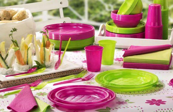 З липня в Польщі не купиш пластикового посуду і не тільки