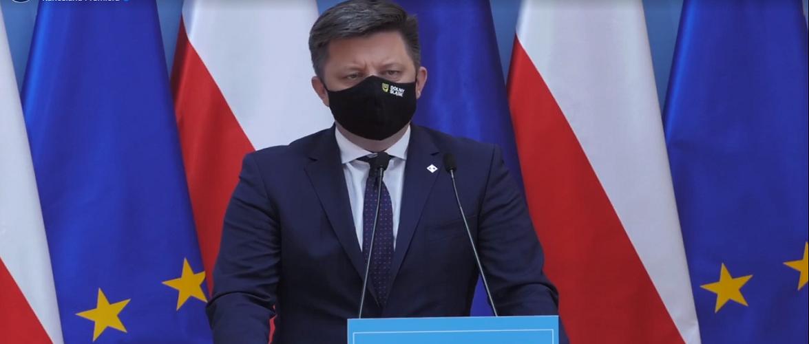 У Польщі скоротили час між щепленнями вакцини