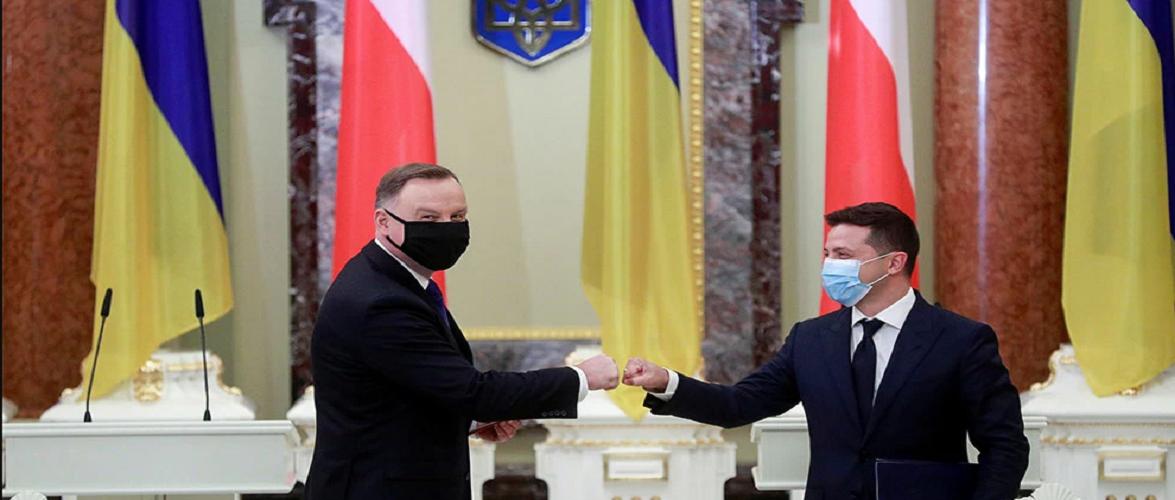 Президент Польщі завітає з візитом в Україну