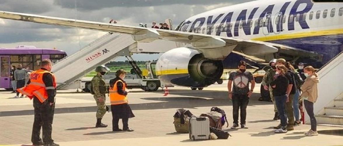 Через посадку літака Польща попросила ЄС про введення санкцій проти Білорусі