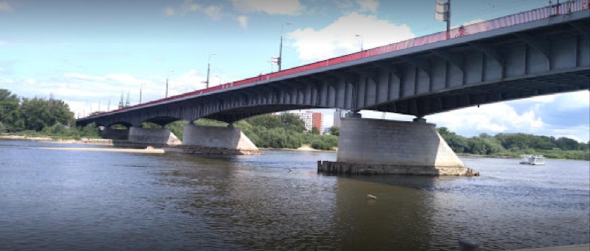 У Варшаві молодий українець стрибнув з мосту