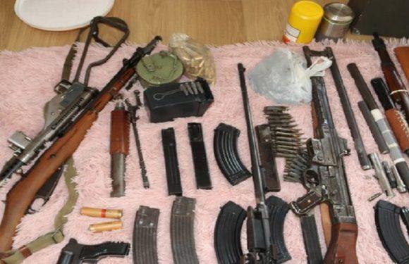 В Польщі затримали злочинну групу, яка торгувала нелегальною зброєю [+ФОТО]