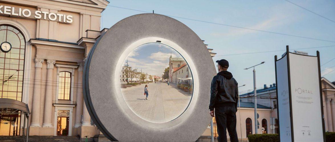 У Литві та Польщі збудували відеопортал: можна зазирнути в іншу країну [+ВІДЕО]