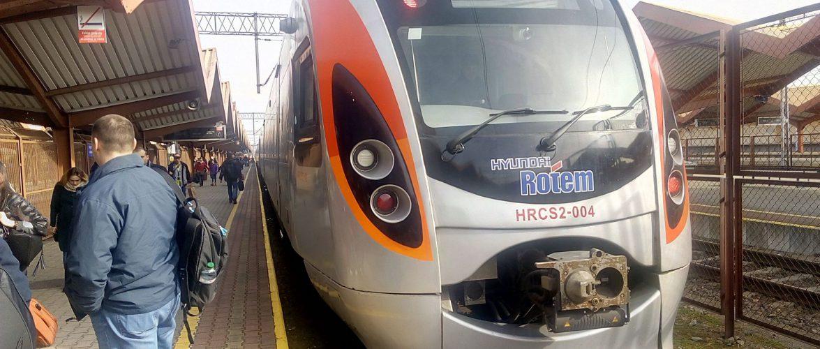 Коли відновлять рух поїздів до Польщі?