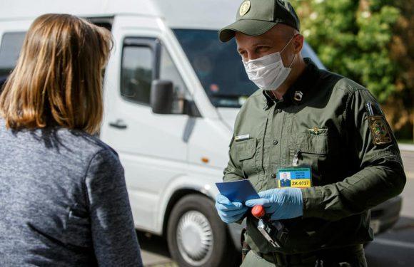 Україна розширила перелік документів для перетину кордону у період карантину