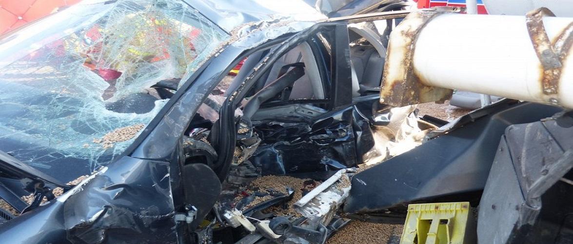 В Польщі українець за кермом вантажівки спричинив смертельну аварію [+ФОТО]