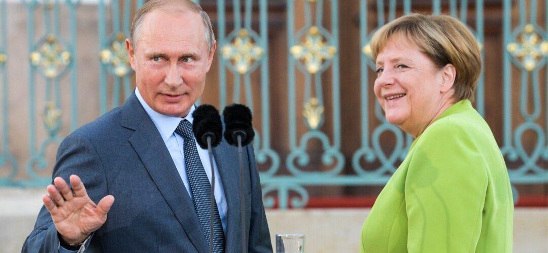 Польський історик заявив, що Німеччина підтримує політику Путіна