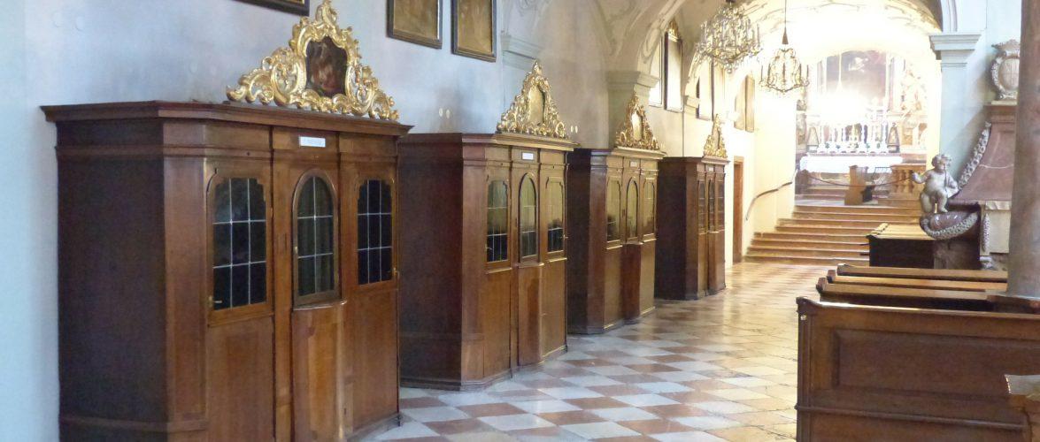 В Польщі затримали чоловіка, який прийшов в костел на сповідь послухати музику