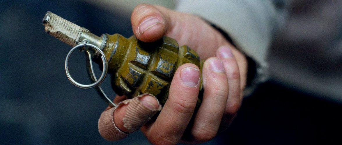 У Польщі чоловік приїхав на заправку з… гранатою