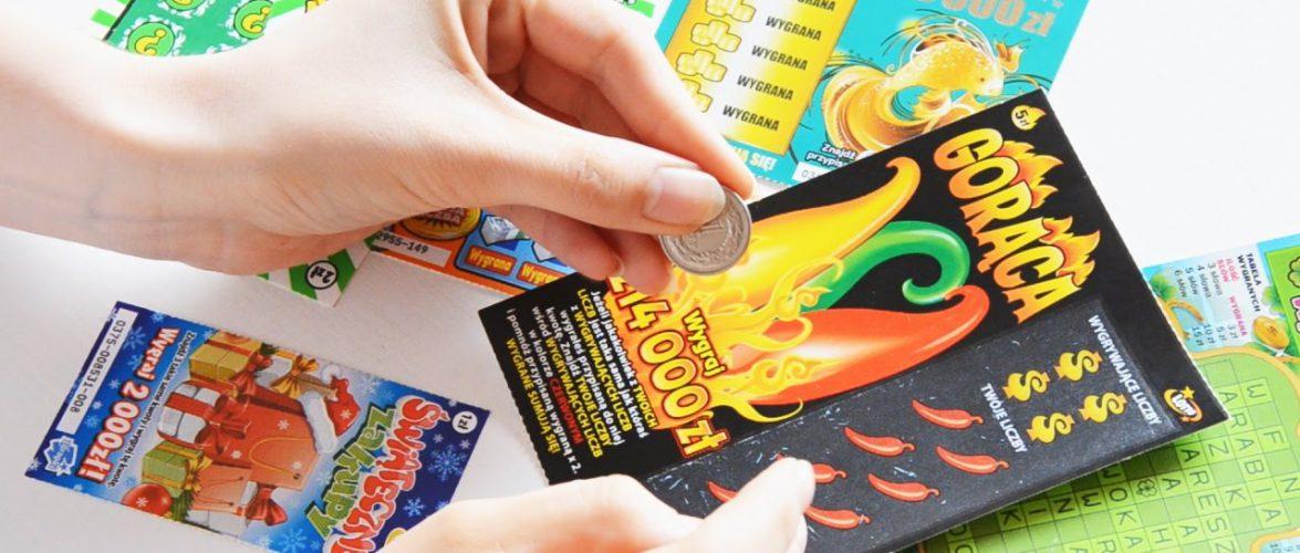 Поляк вкрав з магазину майже 600 лотерейних білетів, але жоден з них не був виграшним
