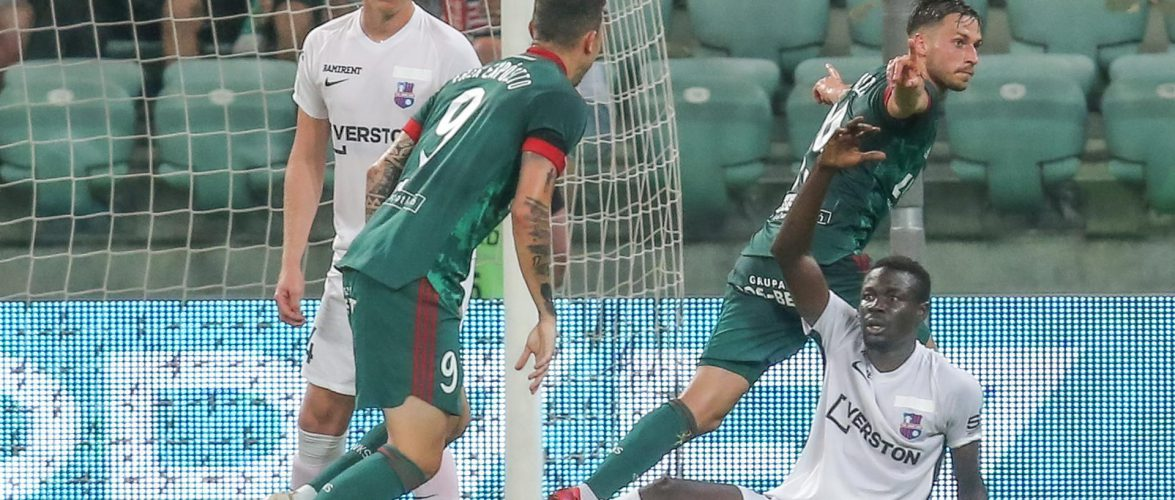 Вроцлавский «Шлёнск» вышел во второй раунд квалификации Лиги конференций УЕФА