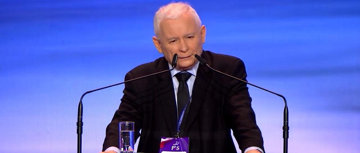 Качинського переобрали головою PiS, каже, що в останнє
