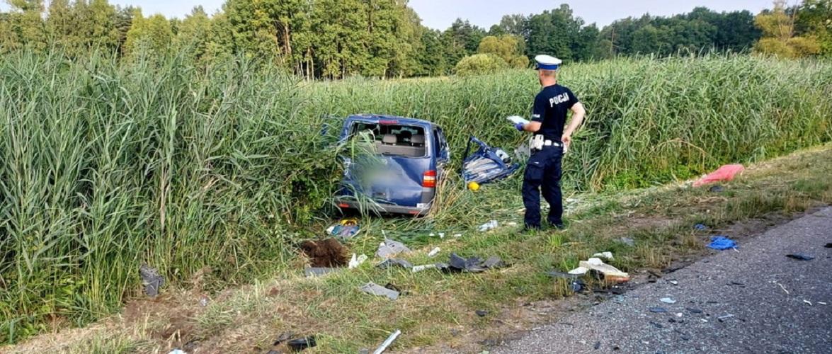 У Польщі аварія автобуса, постраждали українці [+ФОТО] (оновлено)