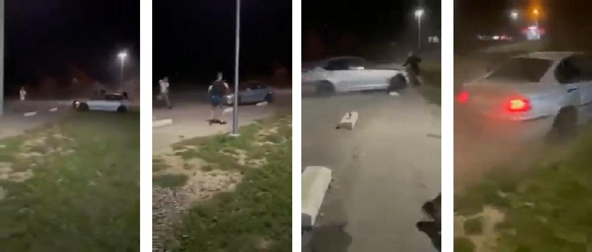 У Польщі водій автомобілем збивав людей [+ВІДЕО]