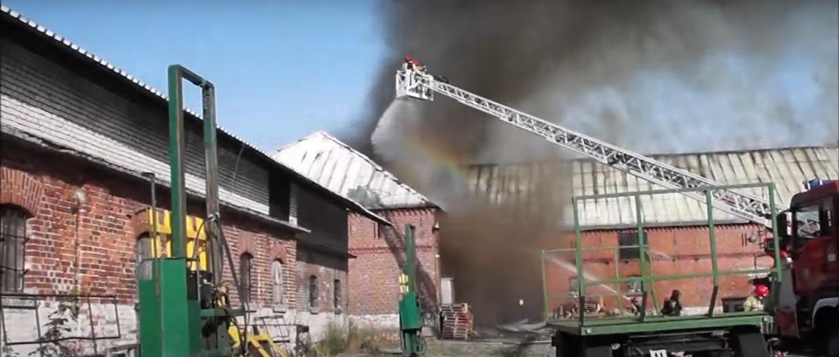 Двоє поляків у Слупську врятували українців під час пожежі [+ВІДЕО]