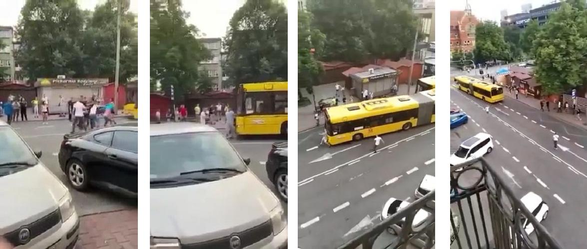 Бійка підлітків у Катовіце завершилася смертю 19-річної дівчини під колесами автобуса [+ВІДЕО] (оновлено)
