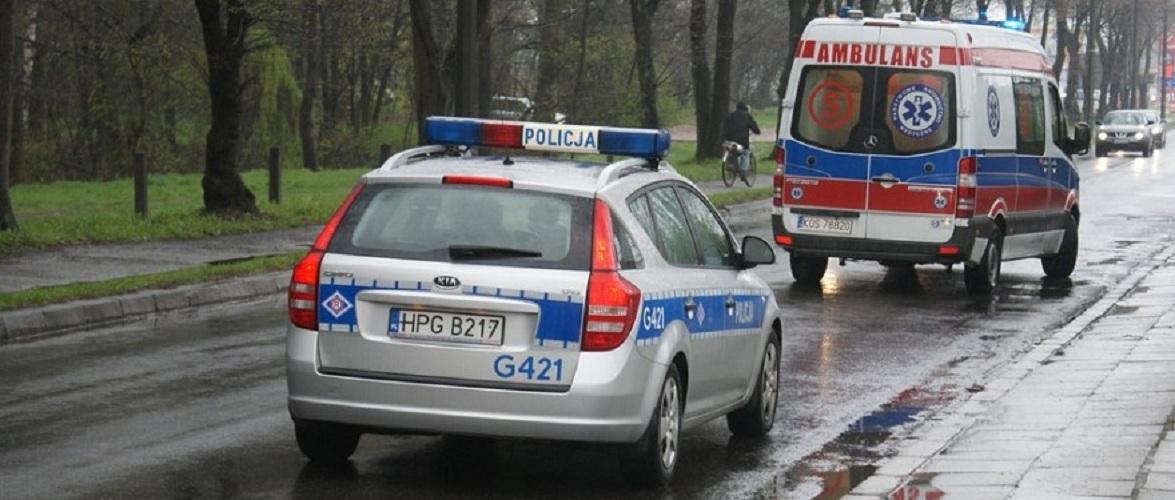 У Вроцлаві фельдшер під впливом наркотиків возив мертвого пацієнта