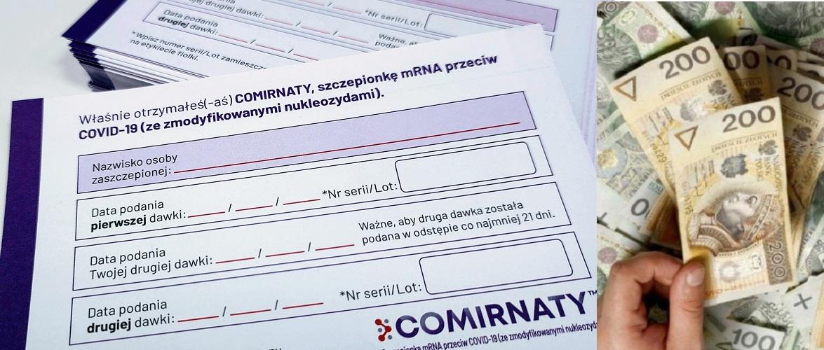 Лікарям Польщі загрожує кримінальна відповідальність за фальсифікації сертифікатів про щеплення