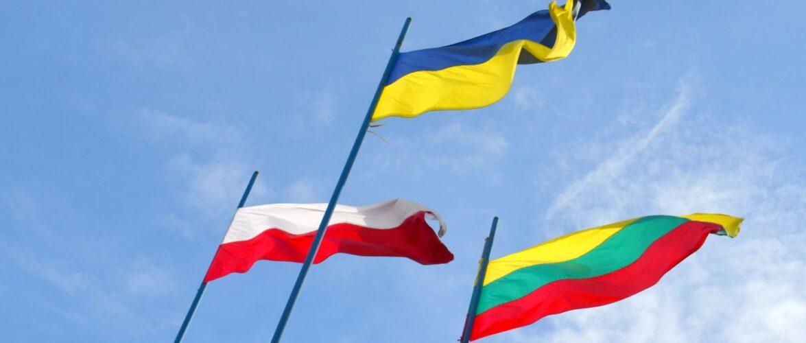 Польща, Литва і Україна оголосили про готовність захищатися від російського агресора