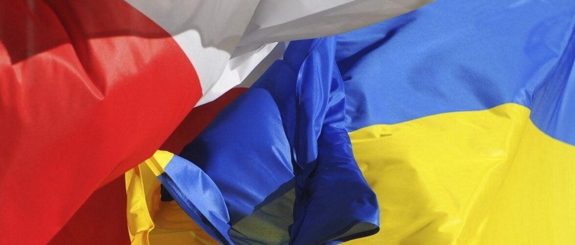 В Польщі зараз перебуває 1,5 млн українців