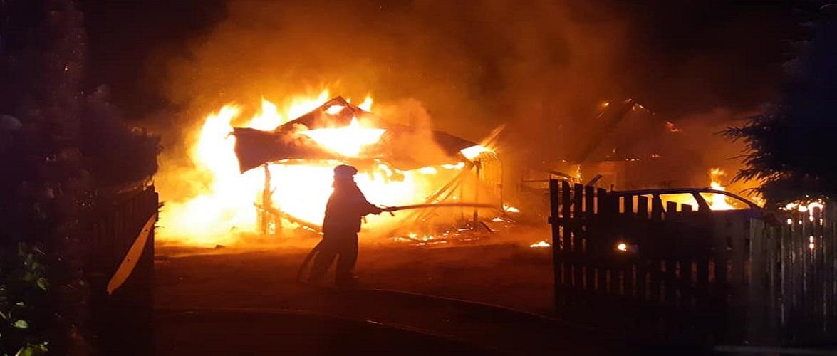 В Польщі спалахнув літній будиночок: живцем згоріло 2 жінки