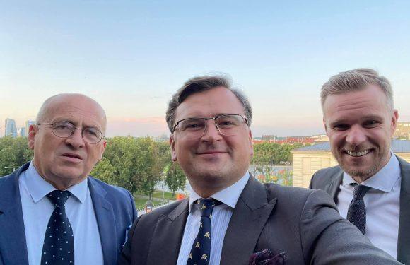 Глави МЗС Польщі, Литви та України підписали угоду про співпрацю