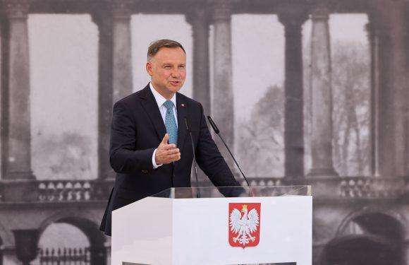 Президент Польщі закликав до дружби з Україною