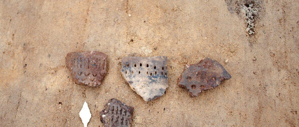 В Польщі діти випадково знайшли в пісочниці артефакти бронзового віку [+ФОТО]