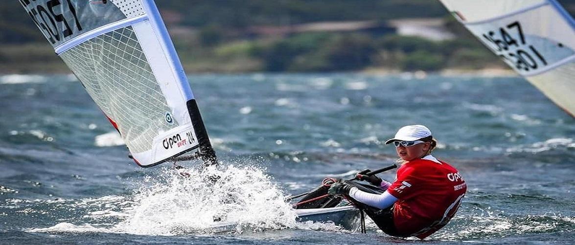 12-річний хлопчик з Польщі став наймолодшим світовим чемпіоном з вітрильного спорту