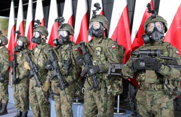 Польща планує втричі збільшити кількість військових