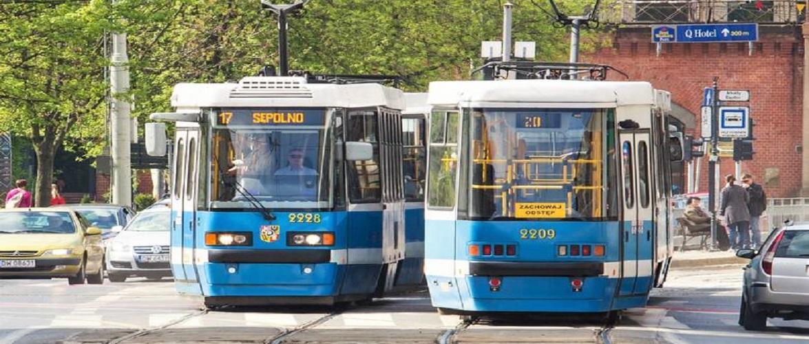 Вроцлав хоче закупити нові трамваї
