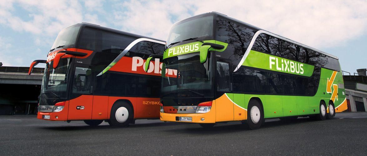 Автобусний перевізник FlixBus анонсував нові сполучення між Україною та Польщею