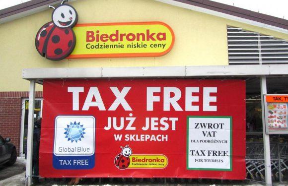 Польща змінює правила TAX FREE