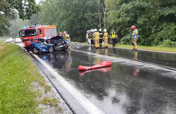 В Польщі п'яний водій вбив подружжя: сиротою залишилась 3-річна дитина [+ВІДЕО]