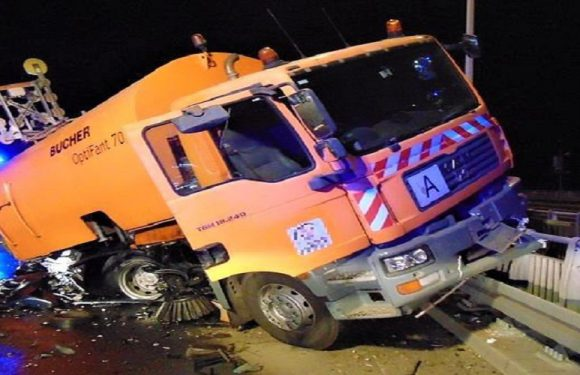 Під Вроцлавом — страшна аварія, загинув 39-річний водій [+ФОТО]